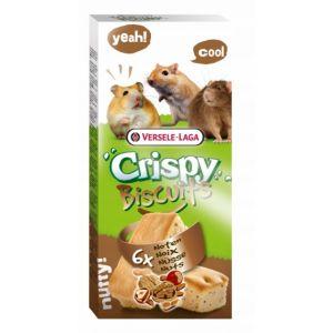 VL: Ciasteczka Crispy orzechowe dla gryzoni 70 g