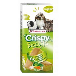 VL: Crispy Biscuit warzywne ciasteczka dla gryzoni