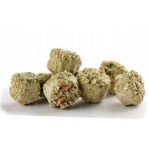VL:Crispy Crunchies przysmak dla gryzoni+sianko