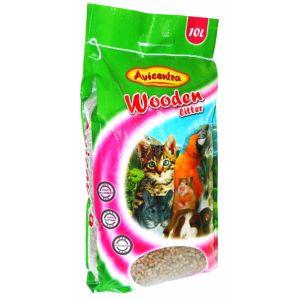 Avicentra wooden pellet 10L