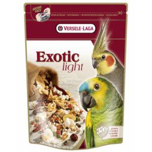 VL Exotic Light prażone ziarna dla papug 750g