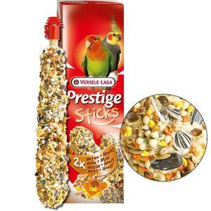 VL-Prestige Sticks Big Parakeets Nuts & Honey 140g