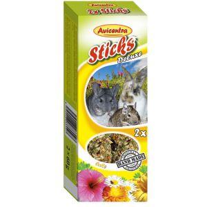 Sticks Deluxe Króliki i Gryzonie: zioła
