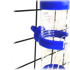 Poidełko dla gryzoni 125ml niebieskie