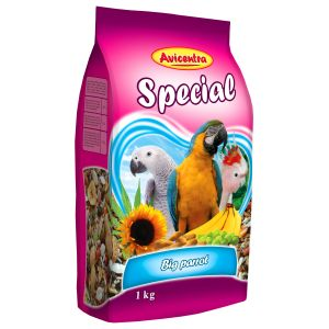 Duża papuga Special 1kg