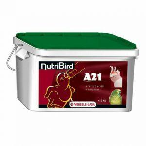 VL NutriBird A21 3kg - pokarm do odchowu piskląt (21% białka)