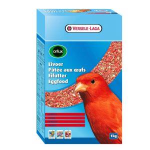VL Orlux Eggfood Canaries red 1kg - pokarm jajeczny suchy dla czerwonych kanarków