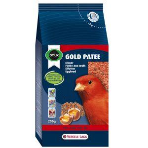 VL Orlux Gold Patee Canaries red 250g - pokarm jajeczny mokry dla czerwonych kanarków