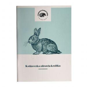 Książeczka zdrowia królika Dr. Ziętek