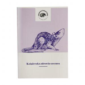 Książeczka zdrowia szczura Dr.Ziętek