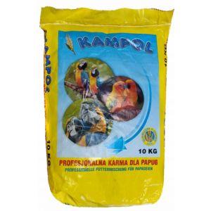 Kampol Karma dla średnich papug 10kg PAŚ