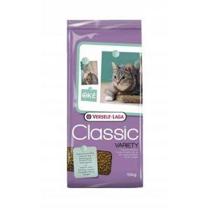 Karma dla kotów VL Classic Cat Variety 10kg