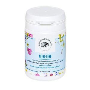 Dr Ziętek Nefro Herb 48 kapsułek na problemy urologiczne