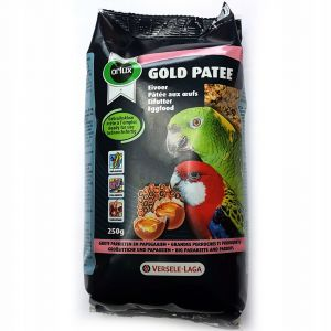 Orlux Gold Patee pokarm jajeczny dla dużych papug 250g