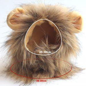Grzywa dla kota, (maska czapka strój)