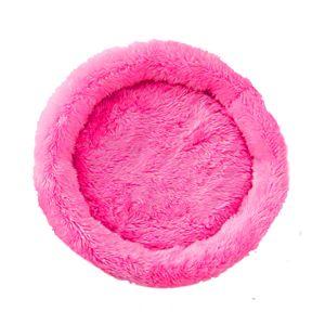 Legowisko dla dużych gryzoni 15-22cm różowe