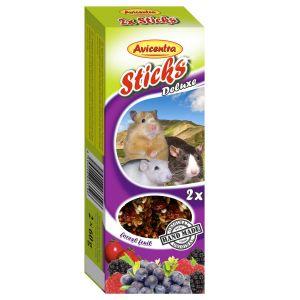 Sticks Deluxe Mały Gryzoń: owoce leśne