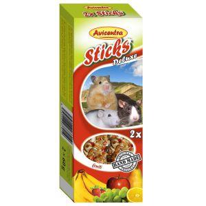 Sticks Deluxe Mały Gryzoń: owoce